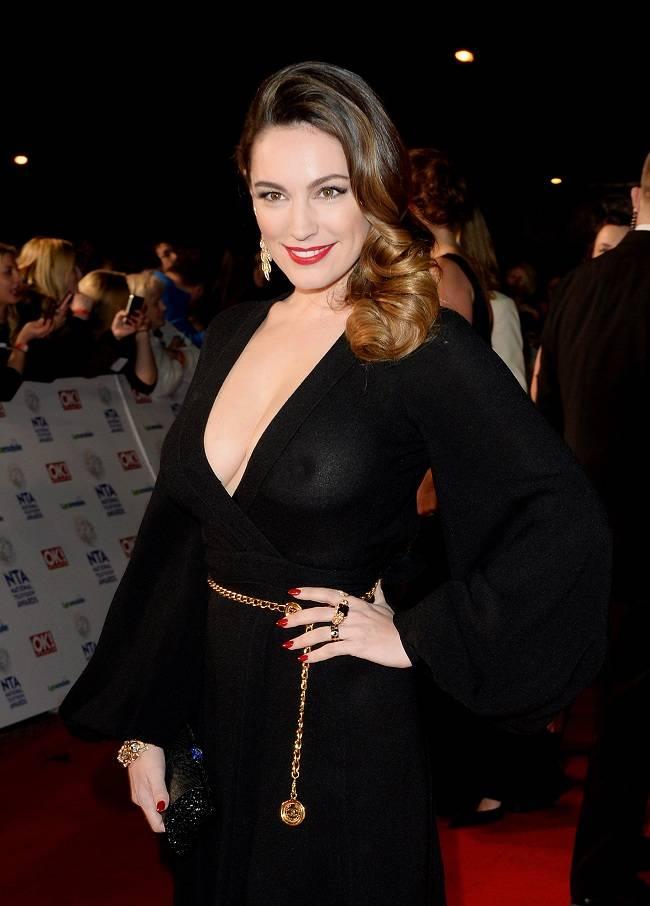 Kelly Brook - National Television Awards