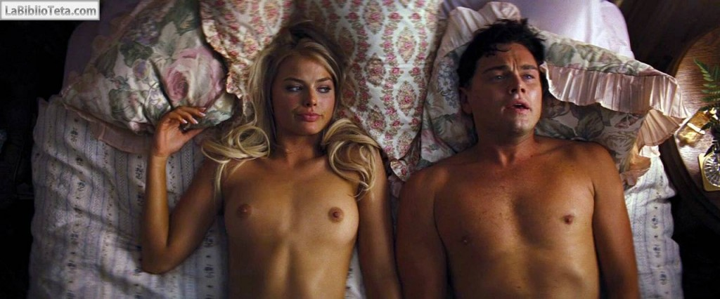 Margot Robbie - The Wolf Of Wall Street 01