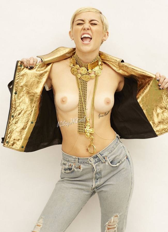 Miley Cyrus - Brian Bowen Smith 01