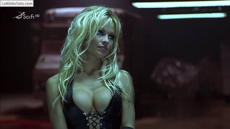 Pamela anderson barb wire nude