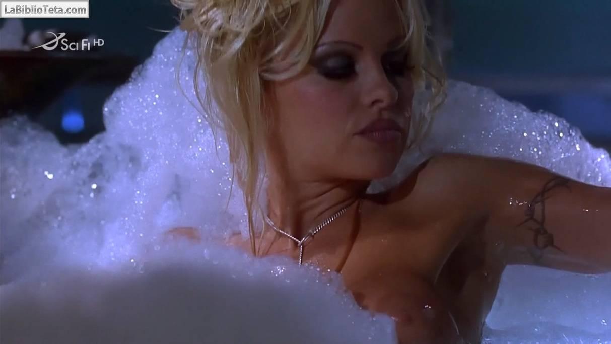 Pamela Anderson desnuda en su video sex tape Video