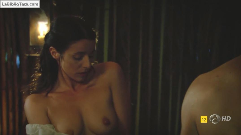 Ingrid Rubio Desnuda En El Corazón Del Océano 1x04
