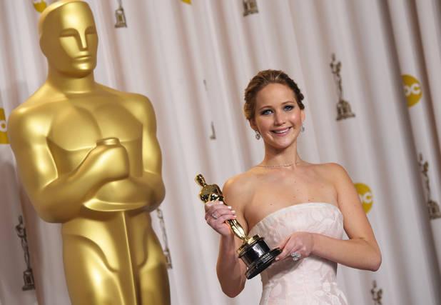 Jennifer Larence Oscars