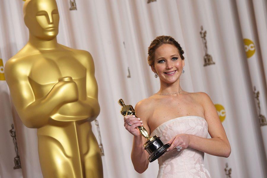 Jennifer Lawrence - Oscars