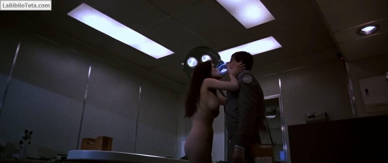 Mathilda May Desnuda En Lifeforce Fuerza Vital 1985