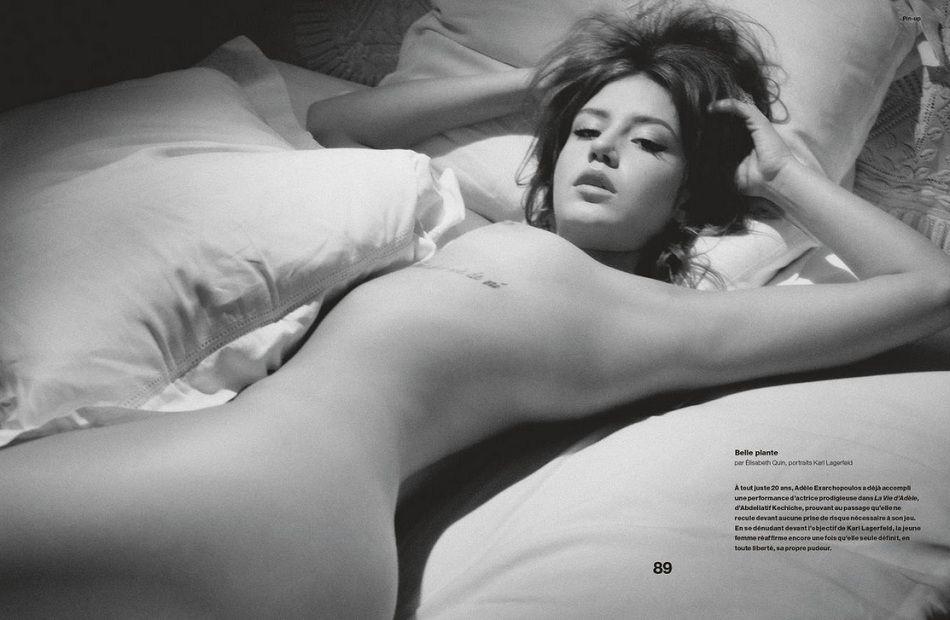 Adele Exarchopoulos - Numero 01