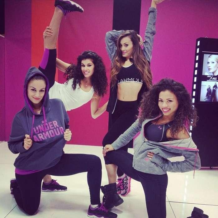 Bailarinas Tu Cara Me Suena 01