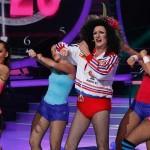 Bailarinas Tu Cara Me Suena 11