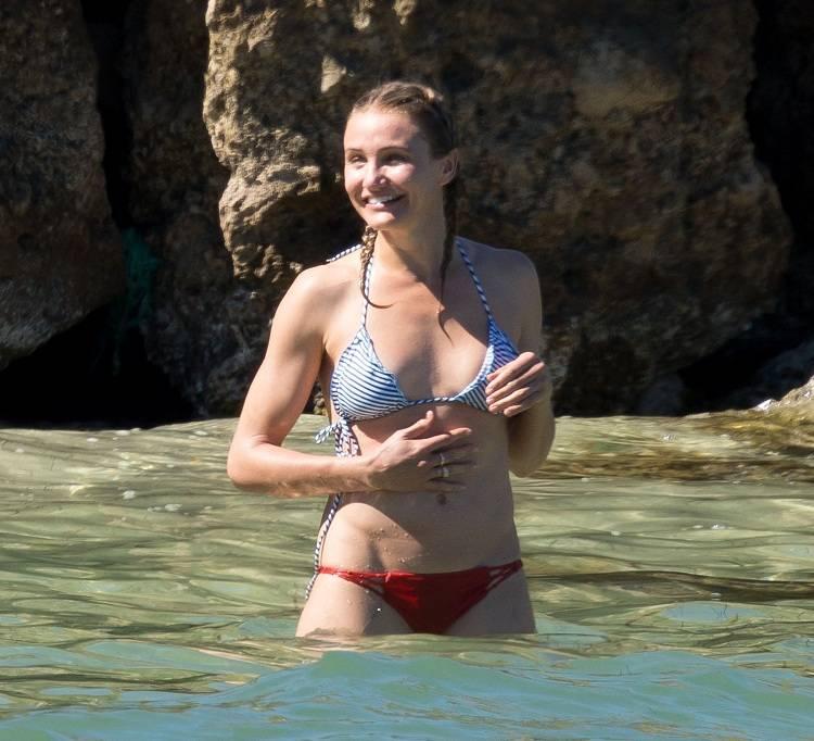 Cameron diaz bathing suit