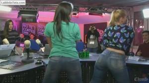 Daniela Blume e Irene Junquera - Twerking 07
