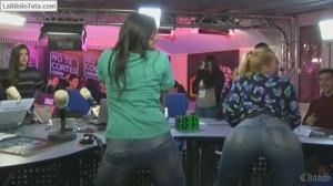 Daniela Blume e Irene Junquera - Twerking 09