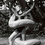 Edita Vilkeviciute - Monde Magazine 06