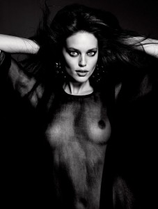 Emily Didonato - Vamp Magazine 02