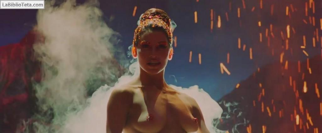 Gina Gershon - Showgirls 01