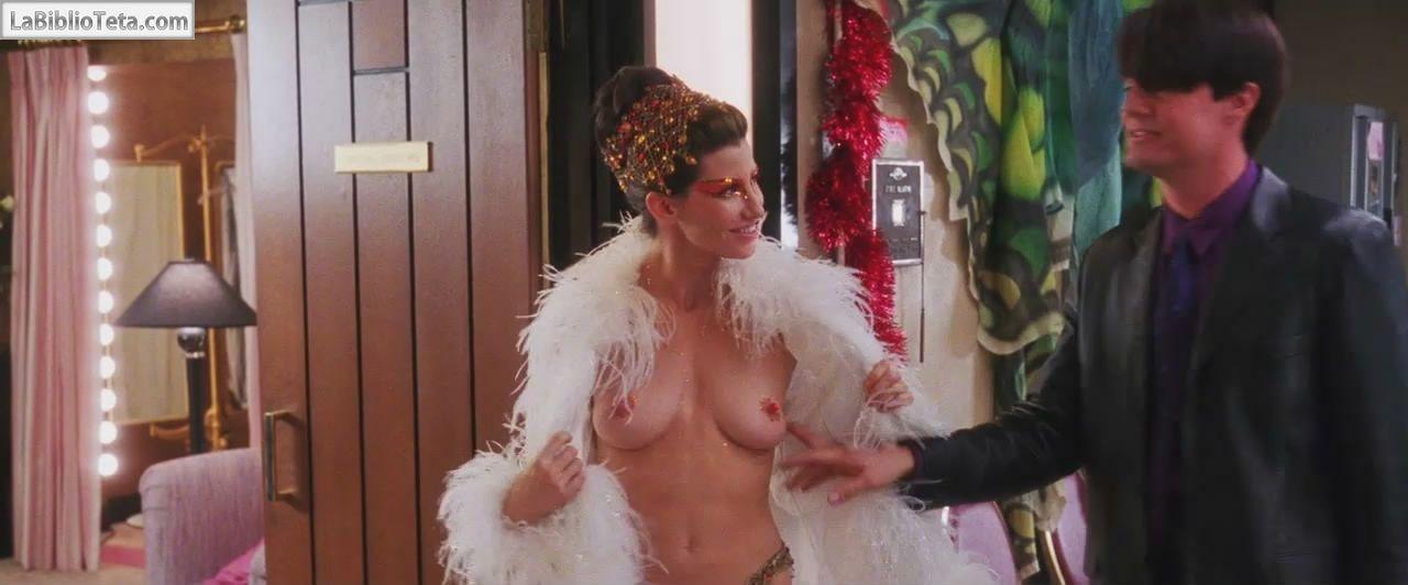 Gina Gershon desnuda - Fotos y Vídeos -