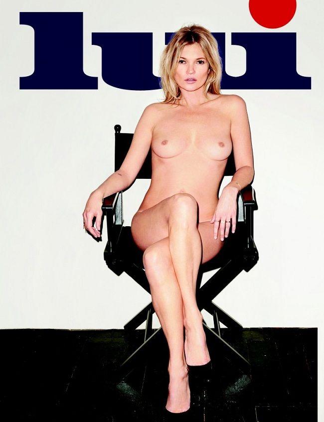 Kate Moss - Lui Magazine 01
