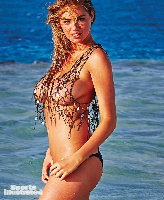 Kate Upton - Sports Illustrated outtakes 01