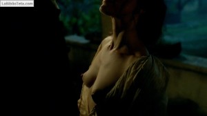 Louise Barnes - Black Sails 1x06 - 01