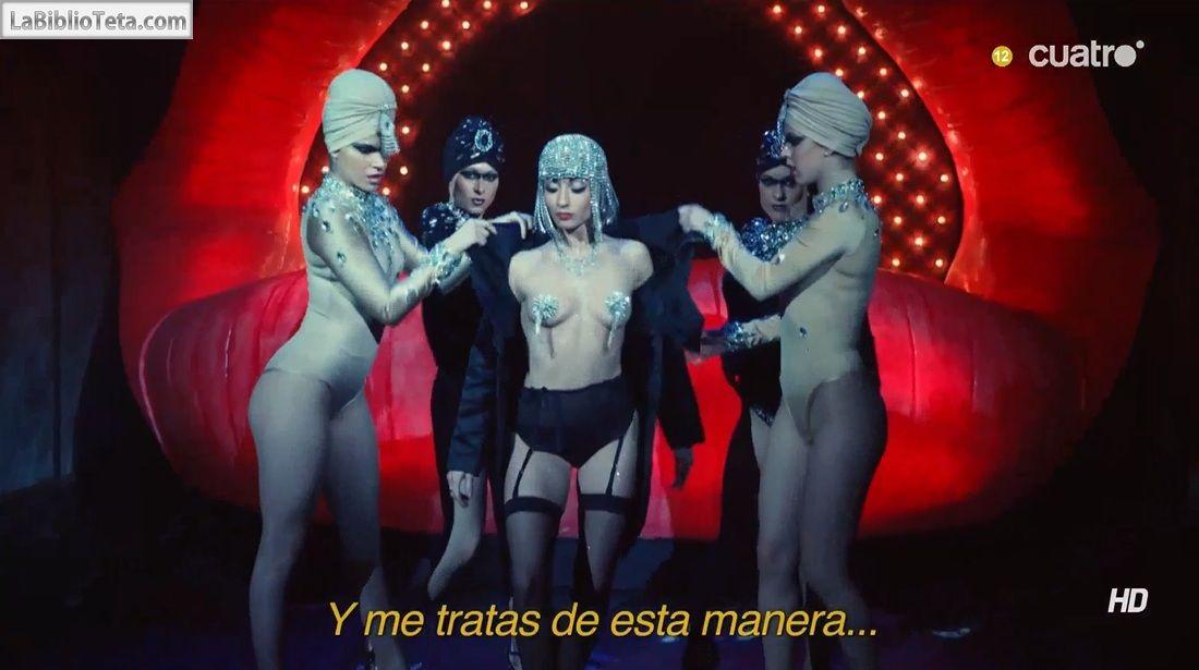 María Hinojosa Desnuda En Dreamland 1x01