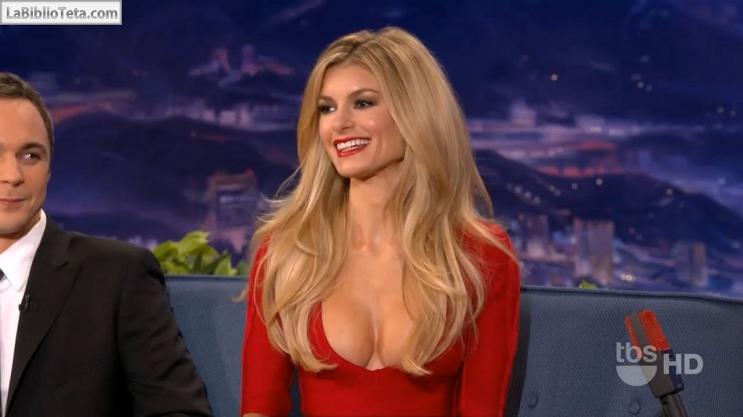 marisa miller conan photo - photo #12