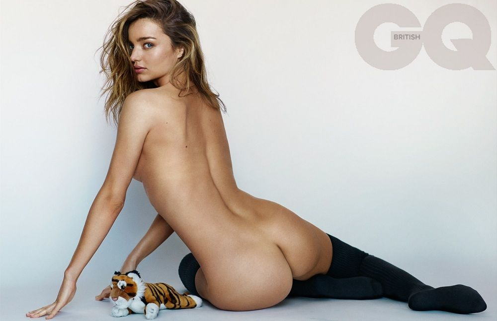 Miranda Kerr - GQ UK 01