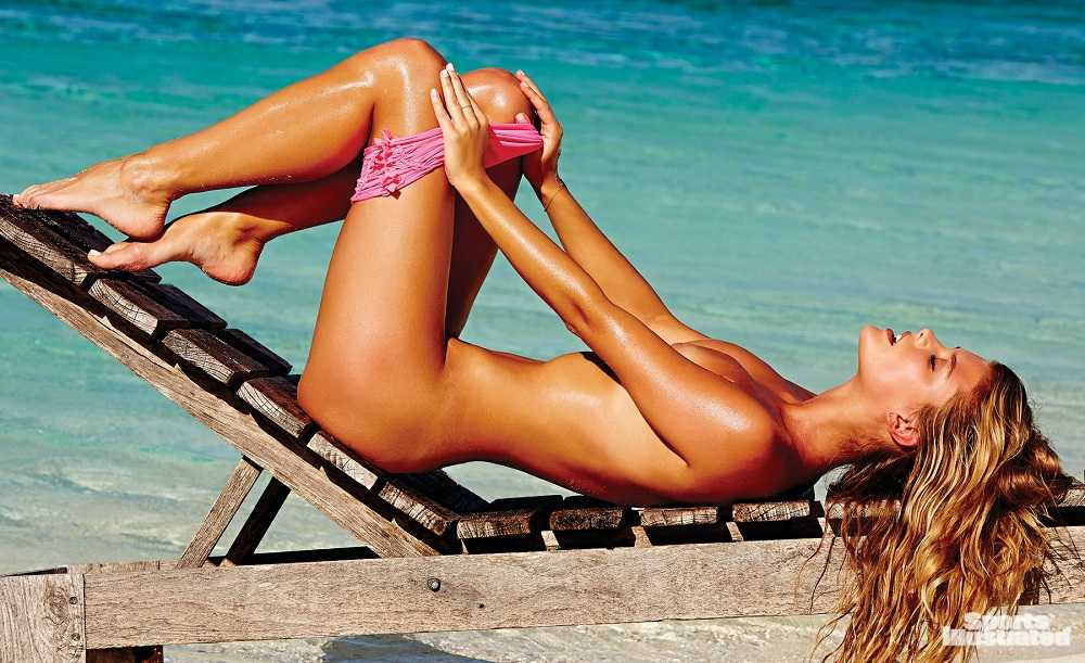 Nina Agdal - Sports Illustrated outtakes 01