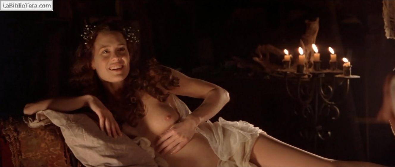 Robin Wright desnuda en Moll Flanders, El Coraje De