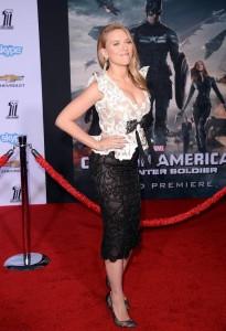 Scarlett Johansson - Captain America premiere 03