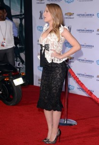 Scarlett Johansson - Captain America premiere 06