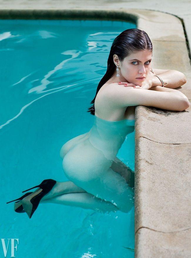 Alexandra Daddario - Vanity Fair 01