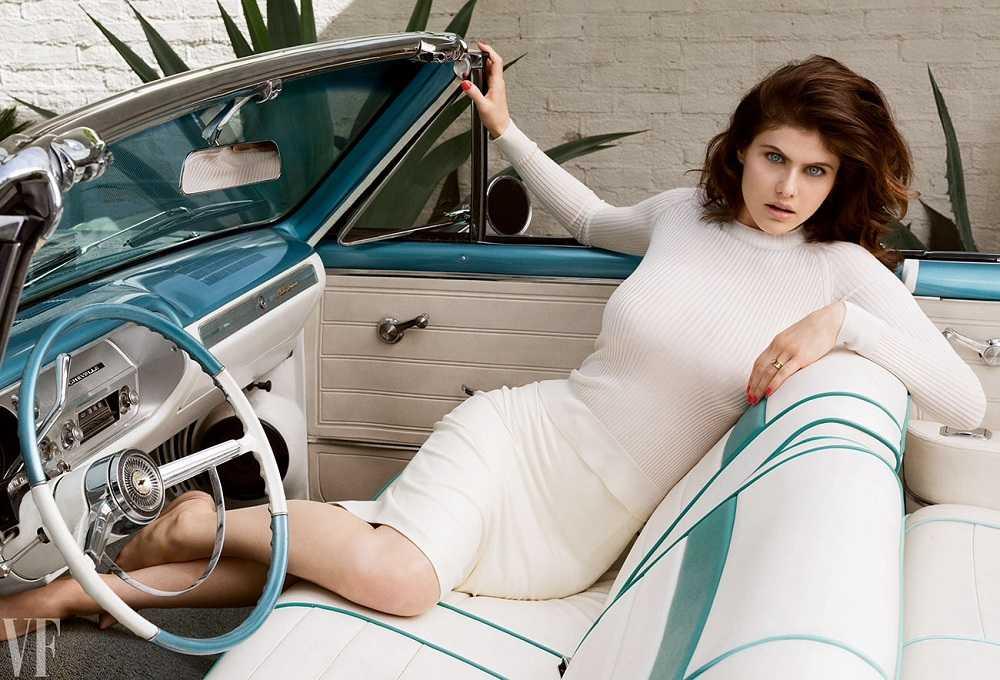 Alexandra Daddario - Vanity Fair 02