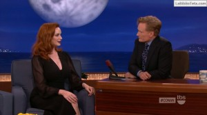 Christina Hendricks - Conan 05