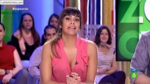 Cristina Pedroche - Zapeando 04