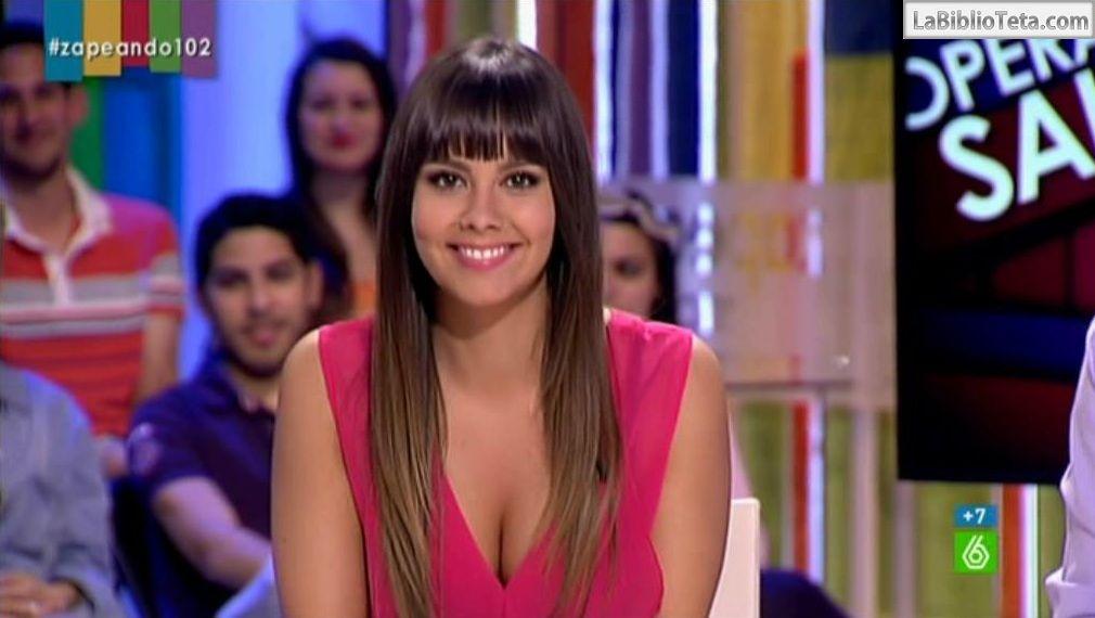 Cristina Pedroche bikini Zapeando 01