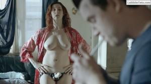 Isidora Goreshter - Shameless 4x12 - 02