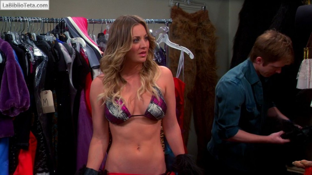 Kaley Cuoco - The Big Bang Theory s07e19 - 01