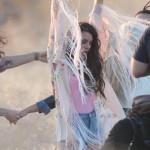 Lea Michele nipple slip 05