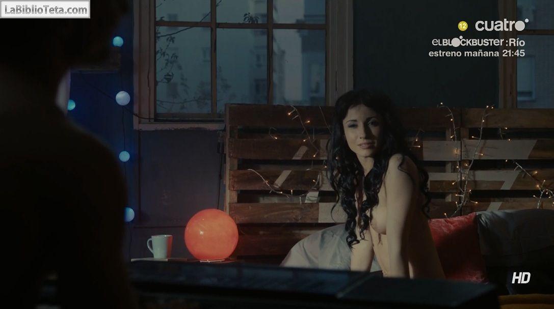 María Hinojosa Desnuda En Dreamland 1x03