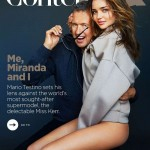 Miranda Kerr - GQ UK 13
