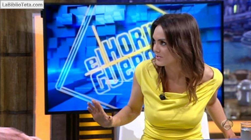 Monica Carrillo - El Hormiguero 01