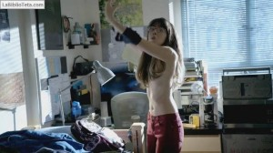 Nichole Bloom - Shameless 4x07 - 01