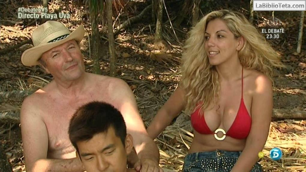 Rebeca Pos - Supervivientes bikini 01