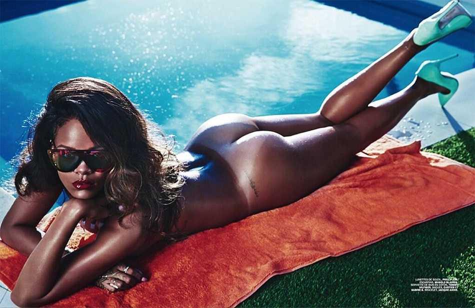 Rihanna - Lui Magazine 01