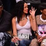 Rihanna Nets game 13