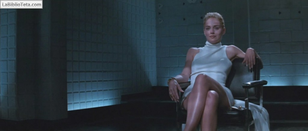 Sharon Stone - Basic Instinct 01