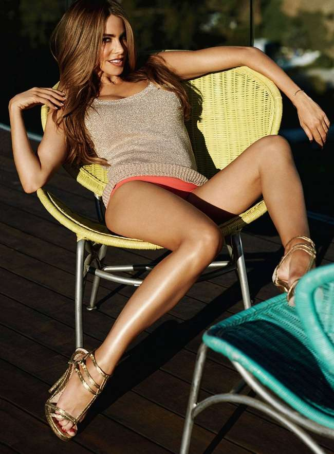 Sofia Vergara - Mens Health