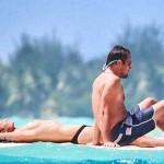 Toni Garrn - Leo Dicaprio 06