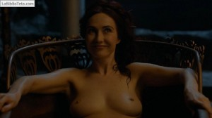 Carice Van Houten - Game Of Thrones s04e07 - 05