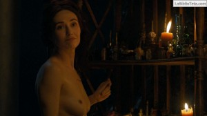 Carice Van Houten - Game Of Thrones s04e07 - 09