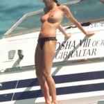 Elle Macpherson topless 12